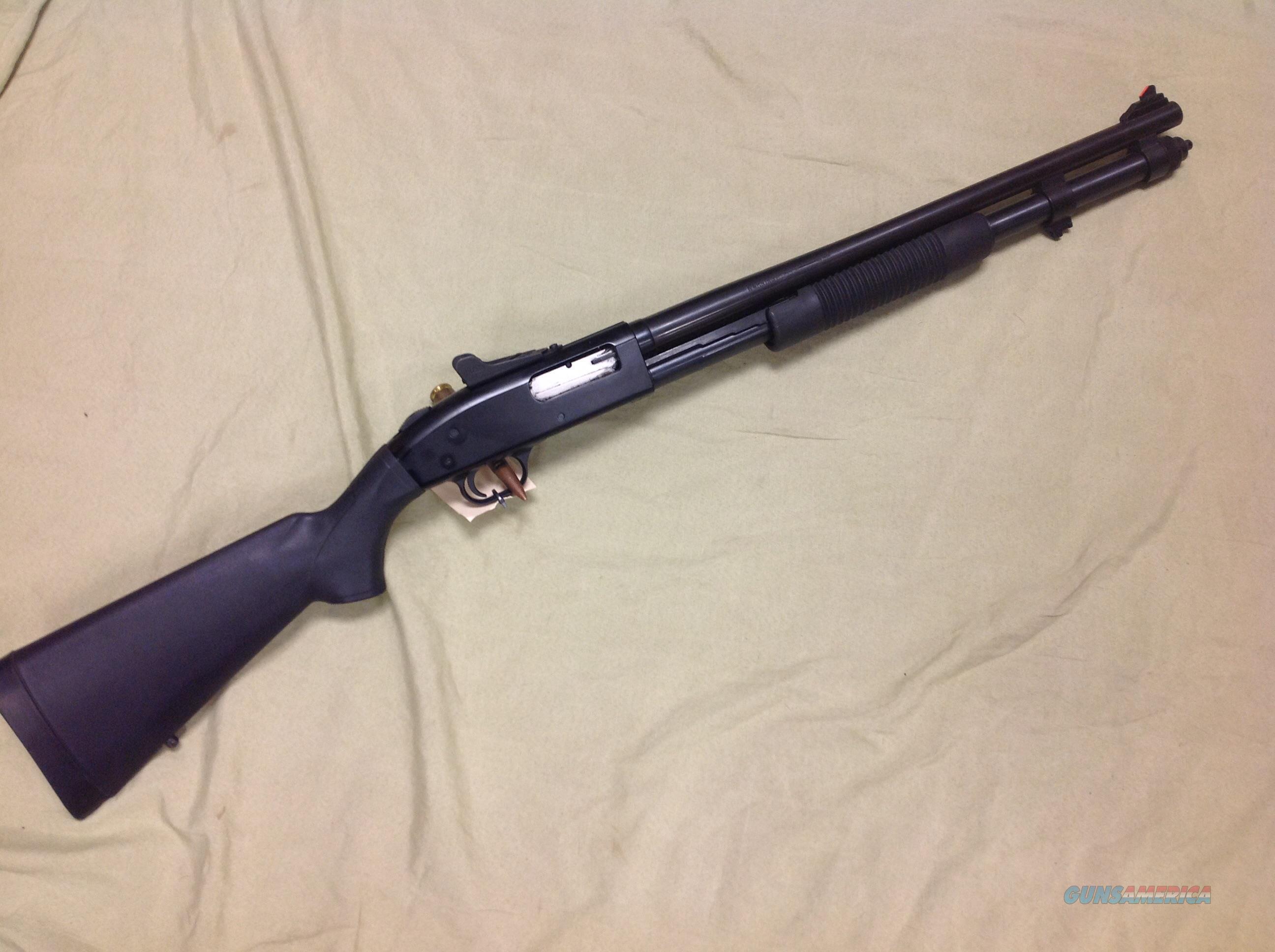 Mossberg 590 Tactical Shotgun