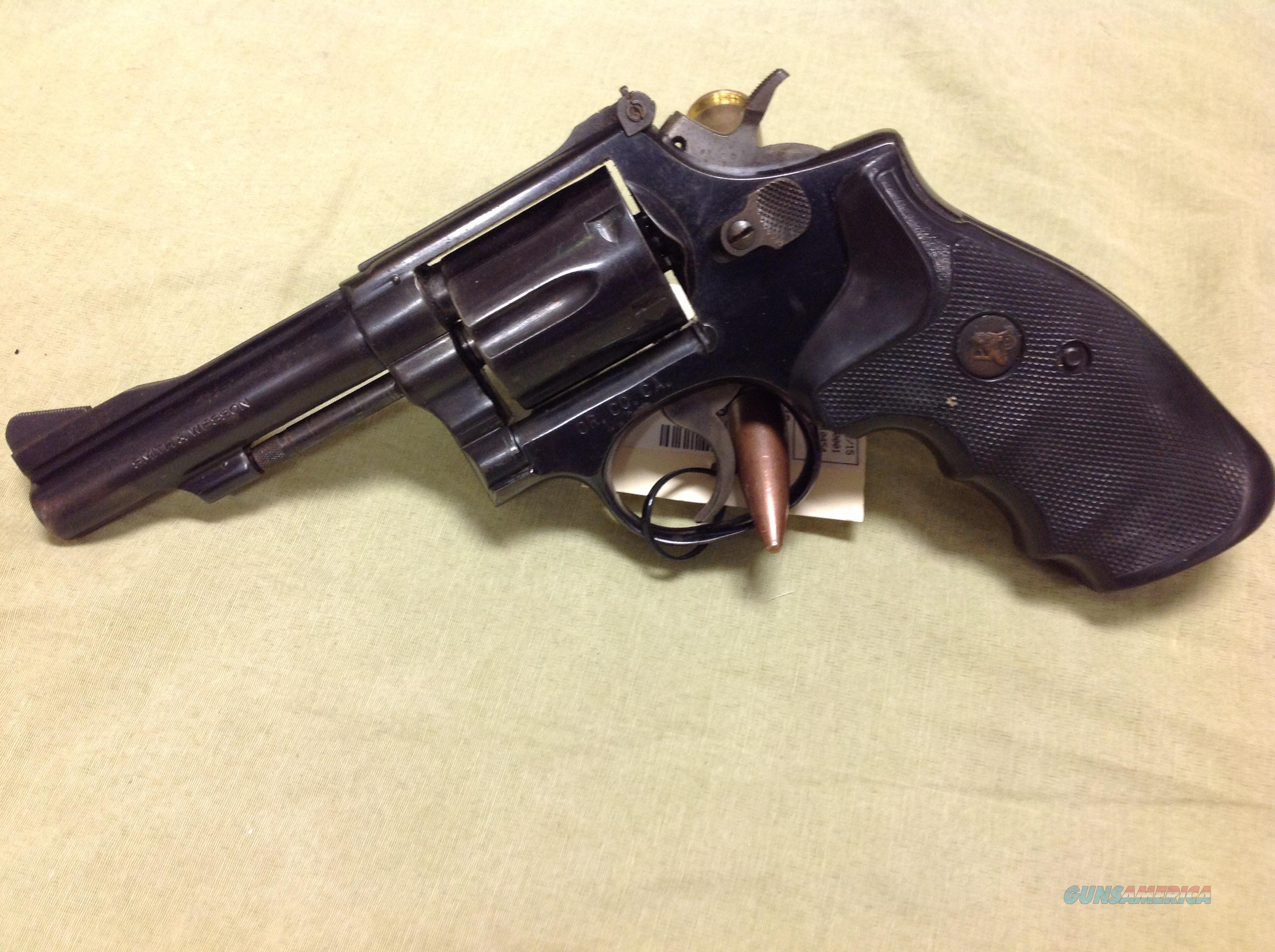 Smith & Wesson model 15-3 38 spl  Guns > Pistols > Smith & Wesson Revolvers > Full Frame Revolver