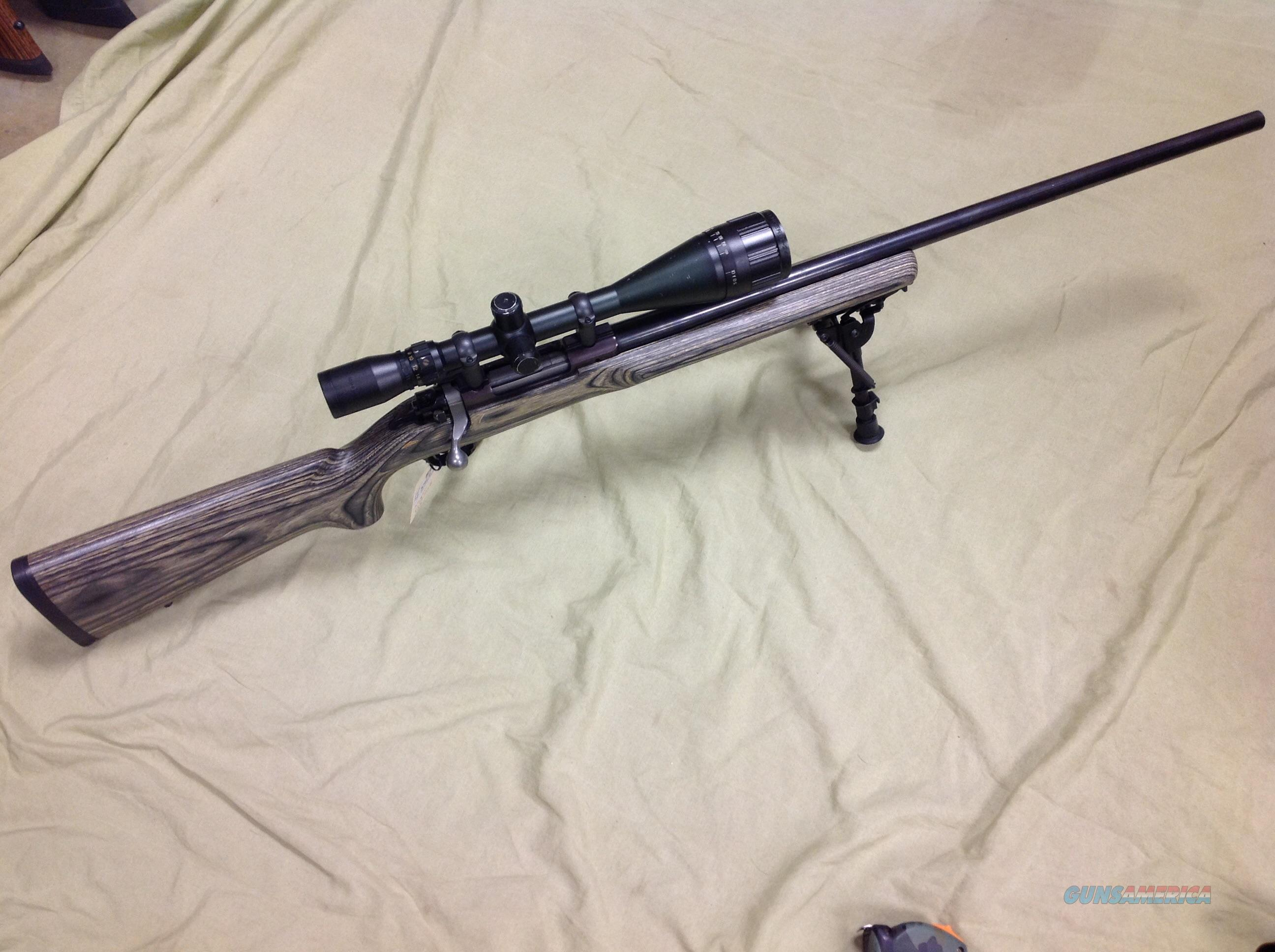 Ruger M77 Mark II 308 Bull Barrel  Guns > Rifles > Ruger Rifles > Model 77