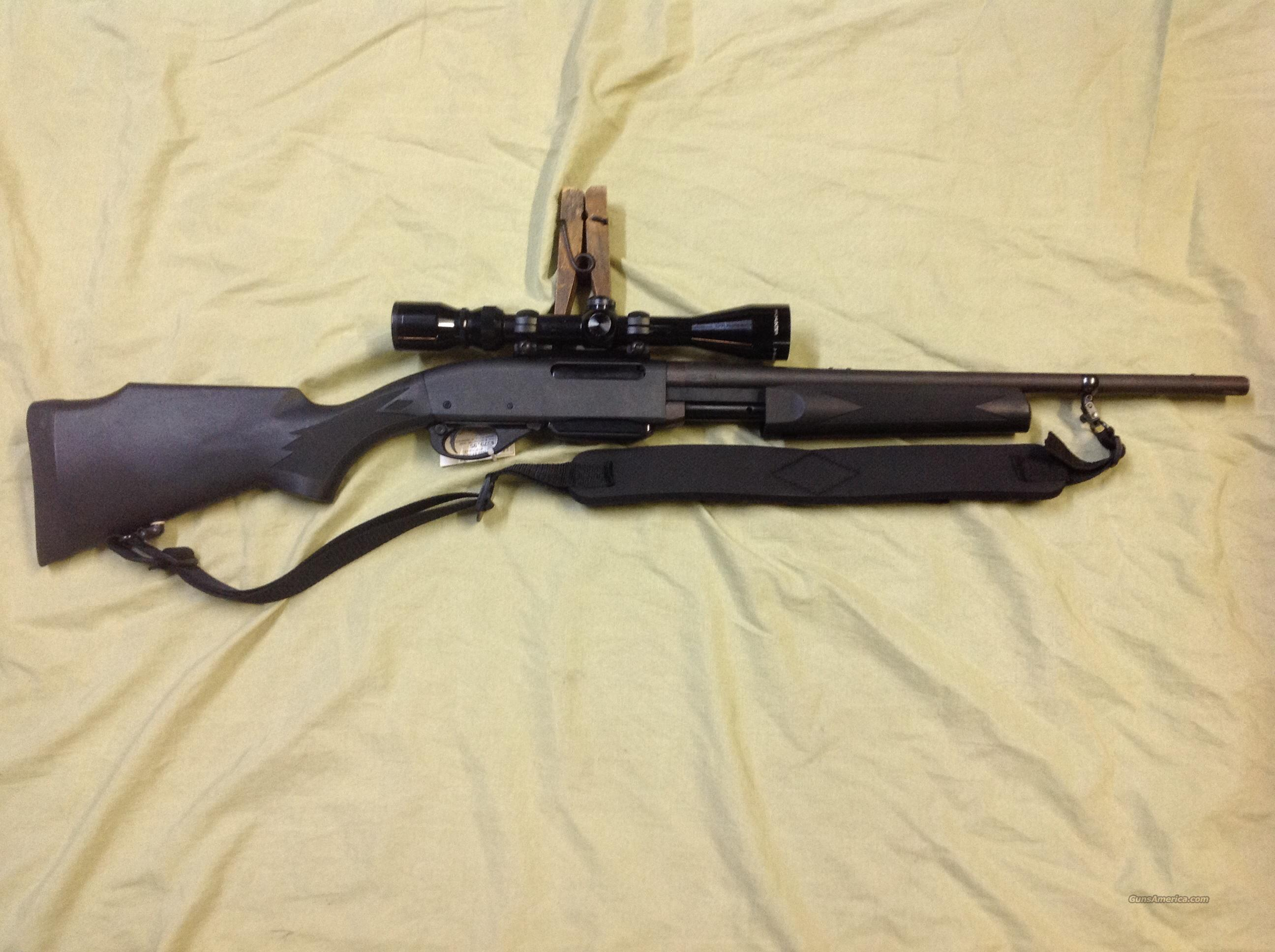 Remington model 7600 30-06 carbine w/scope and sling  Guns > Rifles > Remington Rifles - Modern > Other