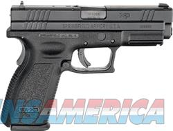 "Springfield Armory SF XD40 SERVICE .40SW 4"" FS 12-SHOT ""ESSENTIALS"" BLACK XD9102HC  Guns > Pistols > Springfield Armory Pistols > XD (eXtreme Duty)"