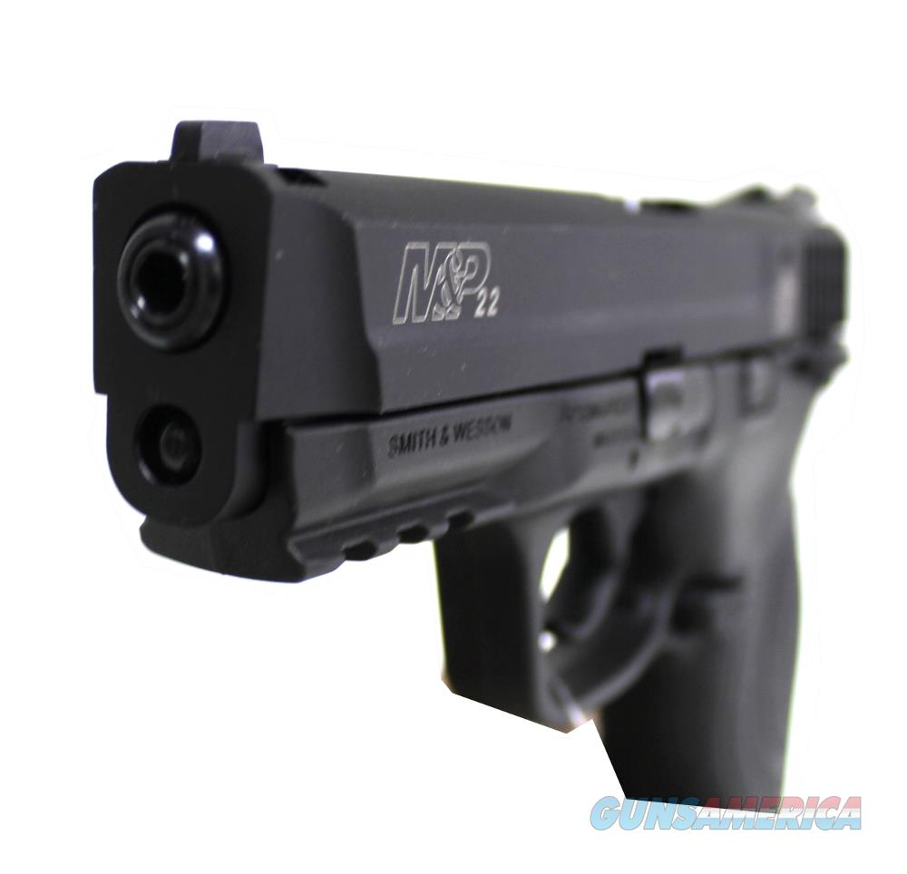 Smith & wesson M&p 22 122000 Handgun-semi auto .22 lr  Guns > Pistols > Smith & Wesson Pistols - Autos > Polymer Frame