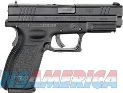 "Springfield Armory SF XD SERVICE 9MM LUGER 4"" FS 16-SHOT ""ESSENTIALS"" BLACK XD9101HC  Guns > Pistols > Springfield Armory Pistols > XD (eXtreme Duty)"
