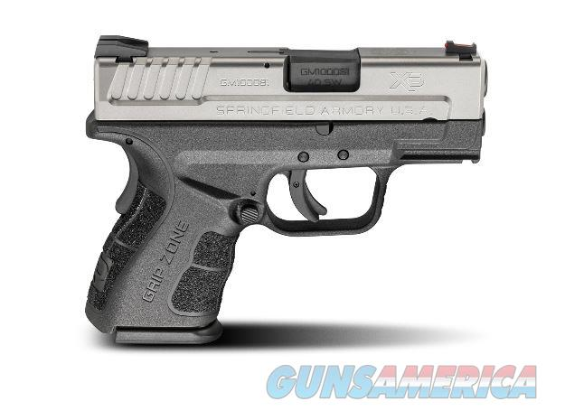 Springfield Armory XD MOD.2 SC 40SW SS 10+1 SUBCMPCT XDG9822  Guns > Pistols > Springfield Armory Pistols > XD-Mod.2