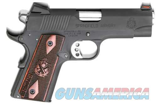 Springfield Armory 1911 LT WT CPCT RO 45ACP 4 GS COMPACT RNGE OFCR|11 GEAR SYST PI9126LP  Guns > Pistols > Springfield Armory Pistols > 1911 Type