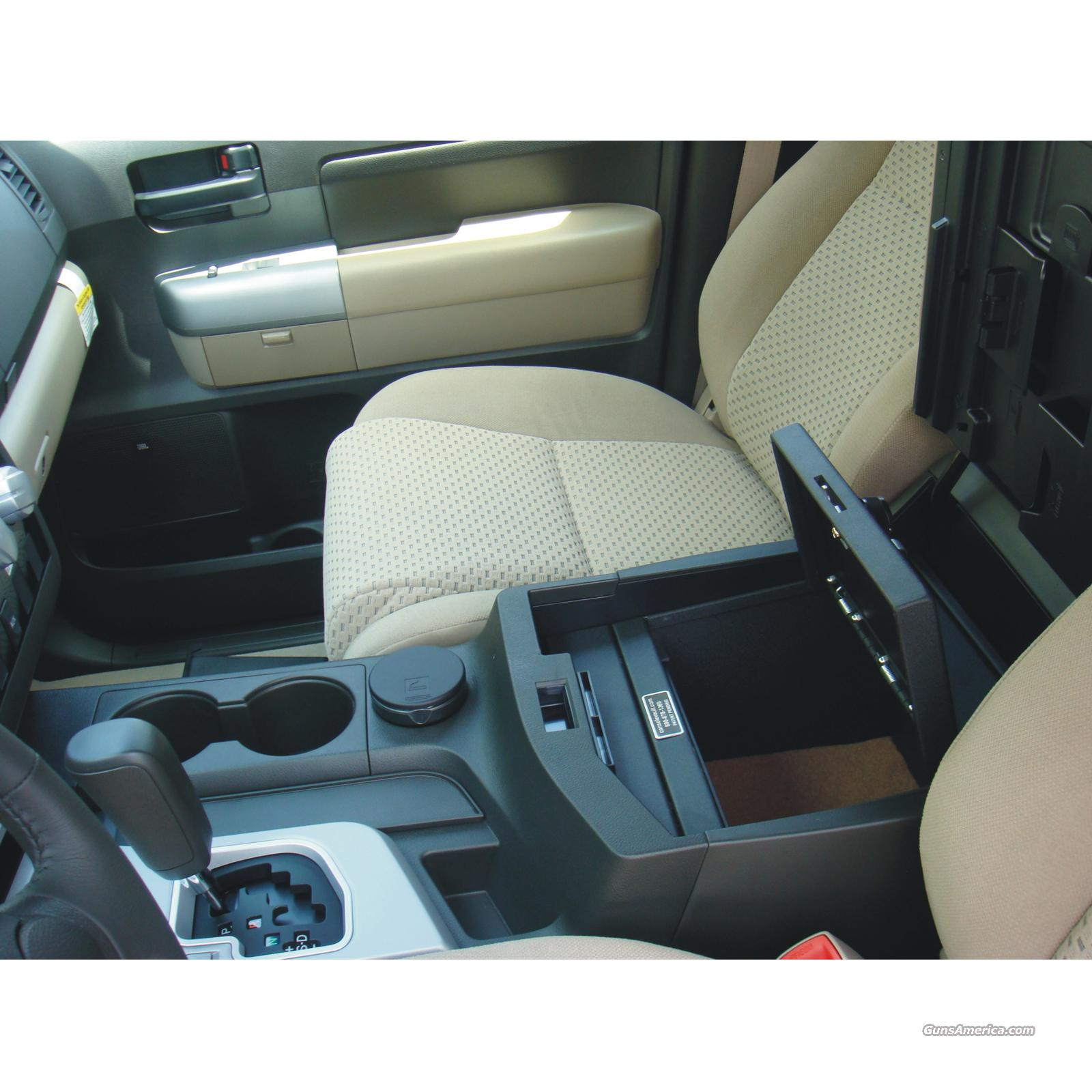 Console Vault 1013 Toyota Tundra 2007 2011 Amp Se For Sale