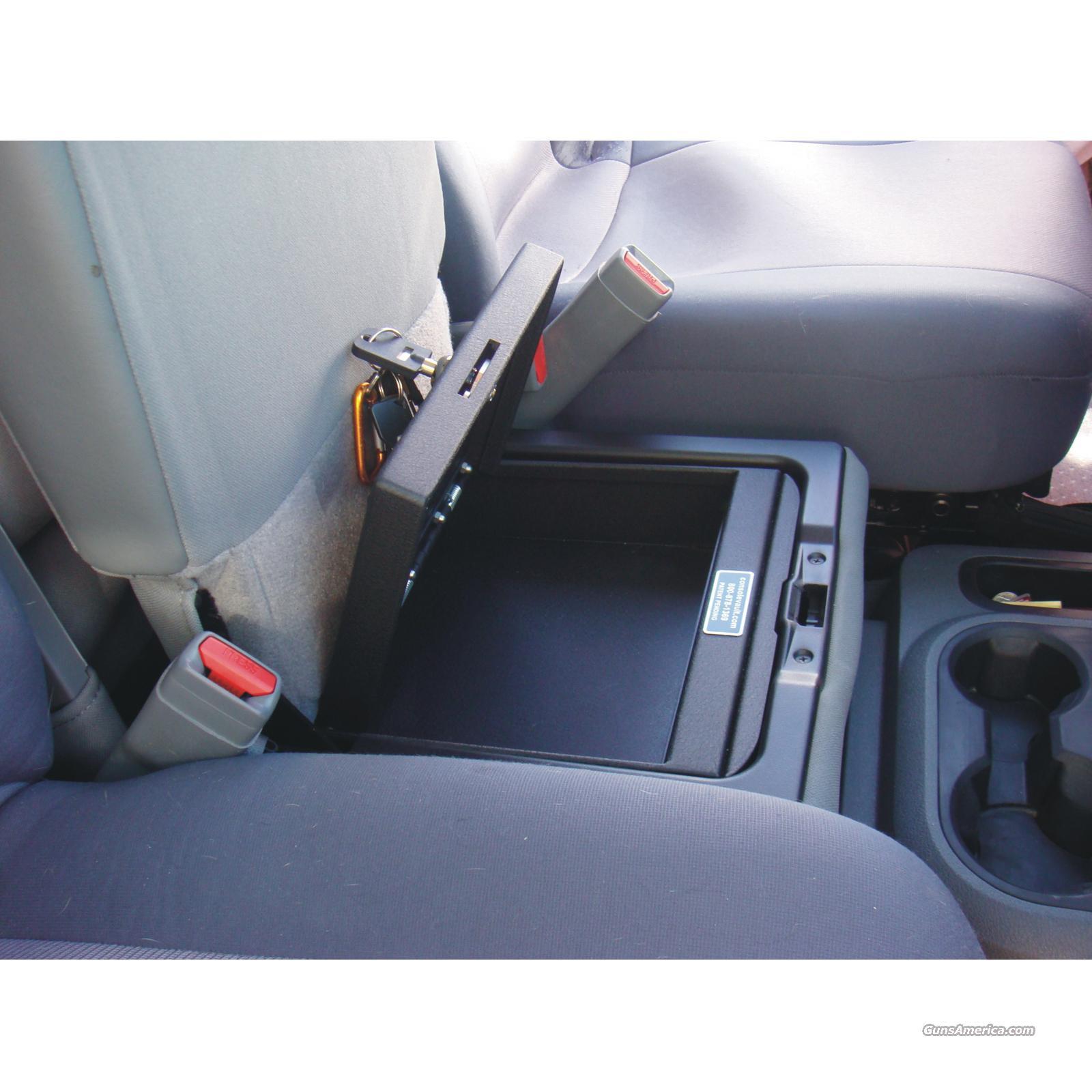 Console Vault 1010 Dodge Ram Under Seat Console For Sale