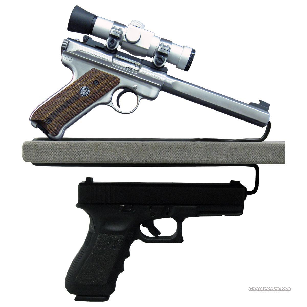 Gun Storage Solutions Ouhh2 Over Under Handgun For Sale