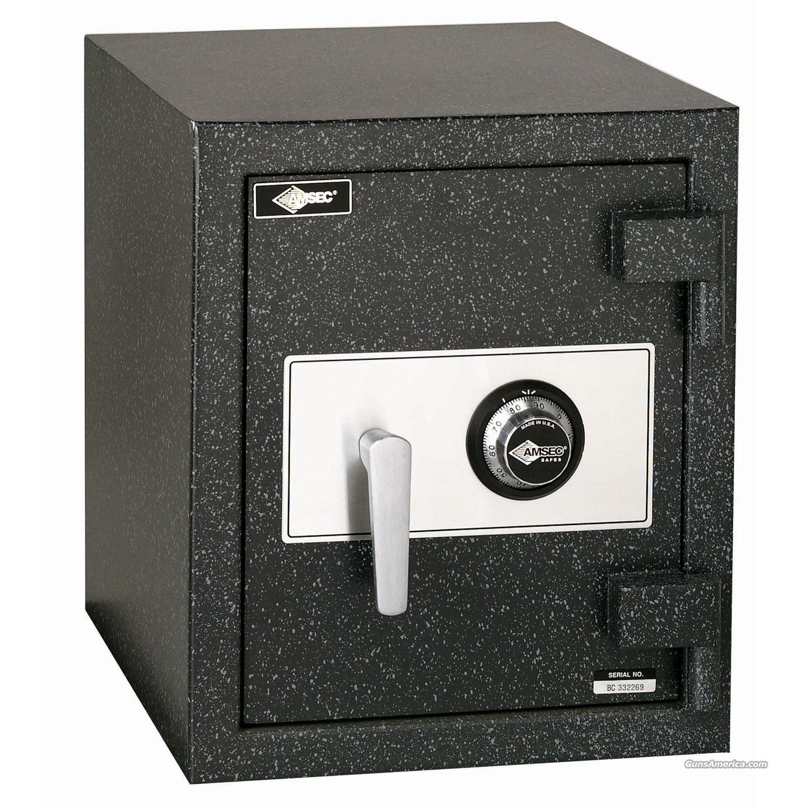 American Security BF1512ESL10XLULGR1511 Gun Safe - RSC Burglary & 1 Hour Fire Safe - Granite/Electronic Lock  Non-Guns > Gun Safes
