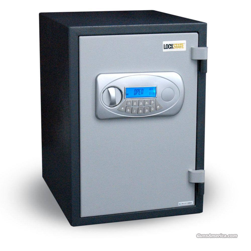 LockState 50D 1 Hour Fireproof Electronic Safe  Non-Guns > Gun Safes