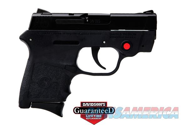 S&W Bodyguard 380ACP with Factory Crimson Trace Laser--NIB--Lifetime REPLACEMENT Warranty!-- NO Credit Card Fees!  Guns > Pistols > Smith & Wesson Pistols - Autos > Polymer Frame