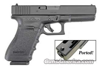 NEW Glock 21C Ported 45ACP,  CA LEGAL 10RD Mags, NIB, In Stock Same Day Shipping! NO Credit Card Fees!   Guns > Pistols > Glock Pistols > 20/21