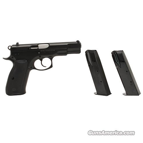 CZ 75 B Omega 9MM 16RD Mags, NIB, In Stock Same Day Shipping! NO Credit Card Fees!  Guns > Pistols > CZ Pistols