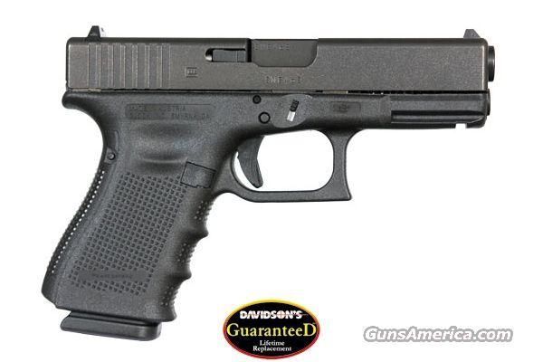 Glock 32 GEN 4 357Sig Two 13RD Mags, NIB, Lifetime REPLACEMENT Warranty! NO Credit Card Fees!  Guns > Pistols > Glock Pistols > 31/32/33