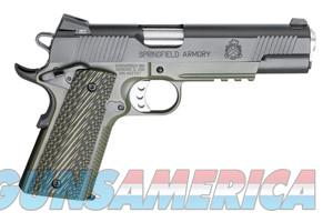 Springfield 1911 with Crimson Trace Laser Grips & Gear System--NIB--Lifetime REPLACEMENT Warranty!-- NO Credit Card Fees!    Guns > Pistols > Springfield Armory Pistols > 1911 Type
