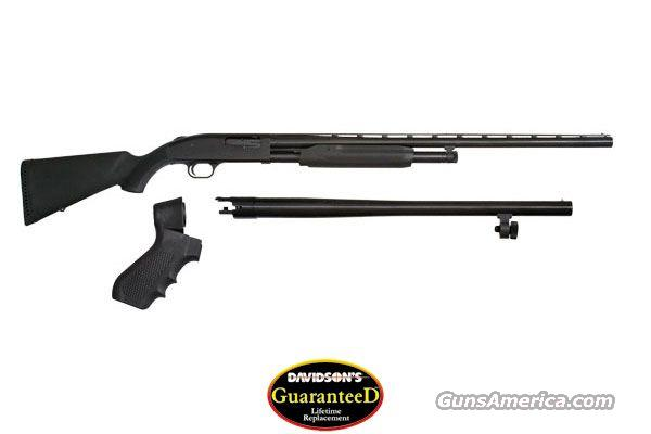 "Best of both worlds, Tactical and Hunting shotgun! Mossberg 500 12GA ""3 In 1"" Home Def, Hunting & Cruiser NIB  Guns > Shotguns > Mossberg Shotguns > Pump > Tactical"