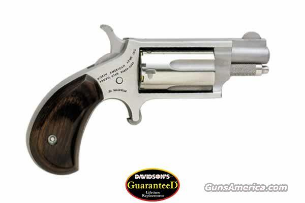 "NAA Mini Revolver 1.125""B 22MAG, NIB, Lifetime REPLACEMENT Warranty! NO Credit Card Fees!  Guns > Pistols > North American Arms Pistols"