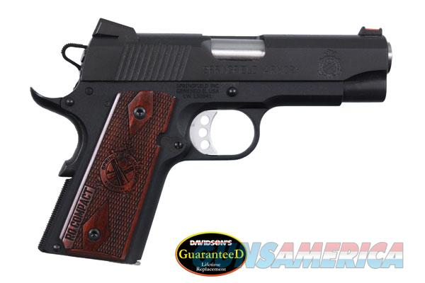 Springfield 1911 Range Officer (RO) Compact 9MM --NIB--Lifetime REPLACEMENT Warranty!--NO Credit Card Fees!  Guns > Pistols > Springfield Armory Pistols > 1911 Type