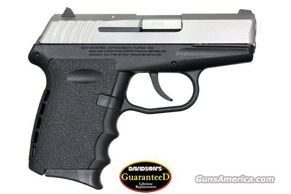 SCCY CPX-2-TT 9MM,  10RD Mags (2), NIB, Lifetime REPLACEMENT Warranty! NO Credit Card Fees!  Guns > Pistols > S Misc Pistols
