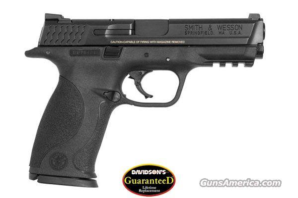 Smith & Wesson S&W M&P9  Pro Series NIB  Guns > Pistols > Smith & Wesson Pistols - Autos > Polymer Frame
