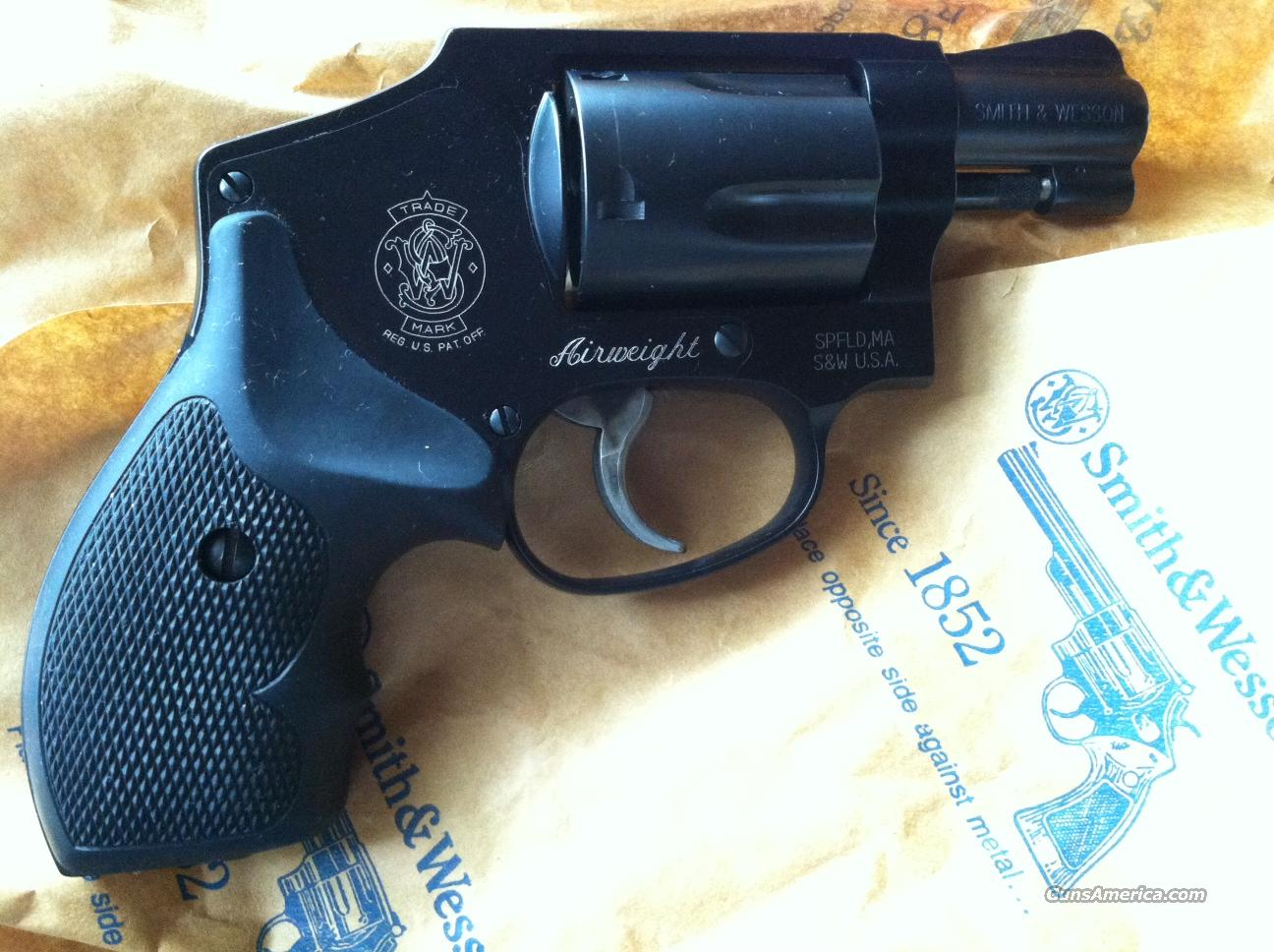 "Smith & Wesson S&W 442 Airweight 38SP+P, 1-7/8""B, NIB, No Credit Card Fees!  Guns > Pistols > Smith & Wesson Revolvers > Pocket Pistols"