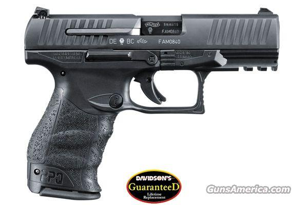 Walther PPQ M2 9MM Quick Defense Trigger, 15RD Mags, NIB, Lifetime REPLACEMENT Warranty! NO Credit Card Fees!  Guns > Pistols > Walther Pistols > Post WWII > P99/PPQ
