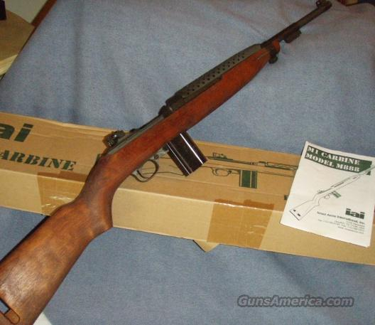 IAI M1 Carbine  Guns > Rifles > Military Misc. Rifles US > M1 Carbine