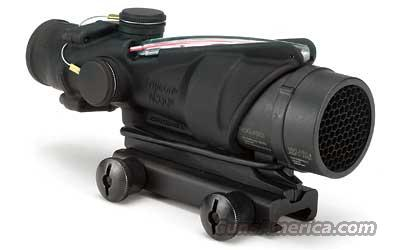 TRIJICON ACOG RCO 4X32 RED CHV M16M4  Non-Guns > Scopes/Mounts/Rings & Optics > Rifle Scopes > Fixed Focal Length