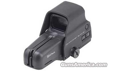EOTECH 556 MILITARY STD CR123 LITH  Non-Guns > Scopes/Mounts/Rings & Optics > Rifle Scopes > Fixed Focal Length