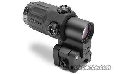 EOTECH GEN 3 MAGNIFIER STS MNT BLK  Non-Guns > Scopes/Mounts/Rings & Optics > Rifle Scopes > Fixed Focal Length