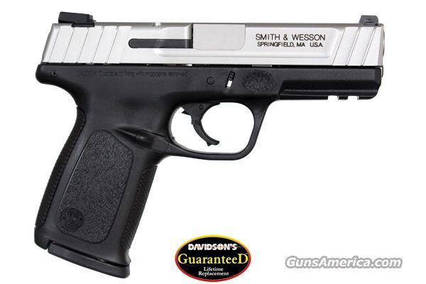 NIB,S&W SD9VE 9MM 16RD $345.00  Guns > Pistols > Smith & Wesson Pistols - Autos > Polymer Frame