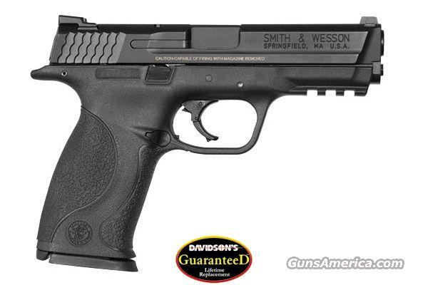 S&W M&P 9MM 17RD  Guns > Pistols > Smith & Wesson Pistols - Autos > Polymer Frame