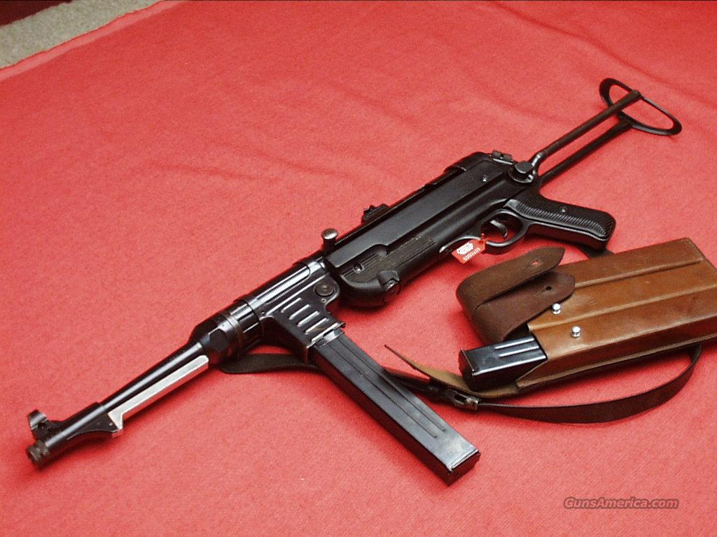 MP - 40 SCHMEISSER  Guns > Rifles > Military Misc. Rifles Non-US > Other