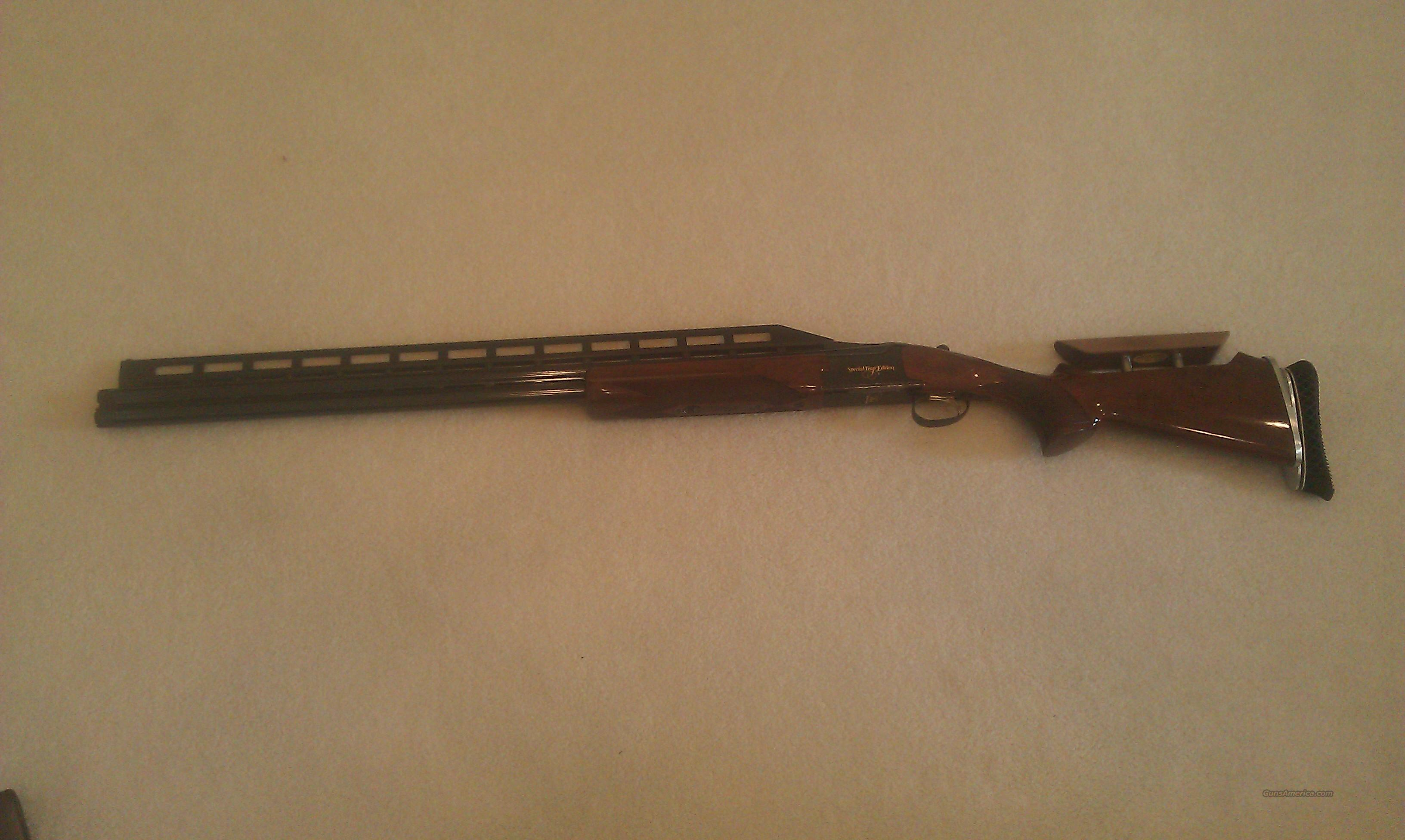 Browning citori special trap guns gt shotguns gt browning shotguns
