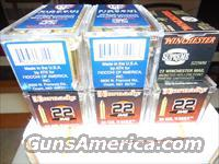 Hornady V-Max, Fiocchi, and Winchester 22 Mag Ammo  Non-Guns > Ammunition