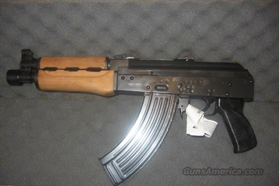 Zastava PAP M92 AK47 Pistol 7.62X39  Guns > Rifles > AK-47 Rifles (and copies) > Folding Stock
