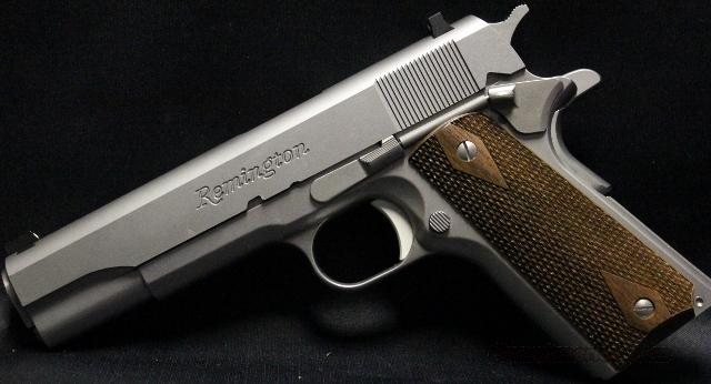 Remington 1911 45 ACP 2-7rd  Guns > Pistols > Remington Pistols - Modern