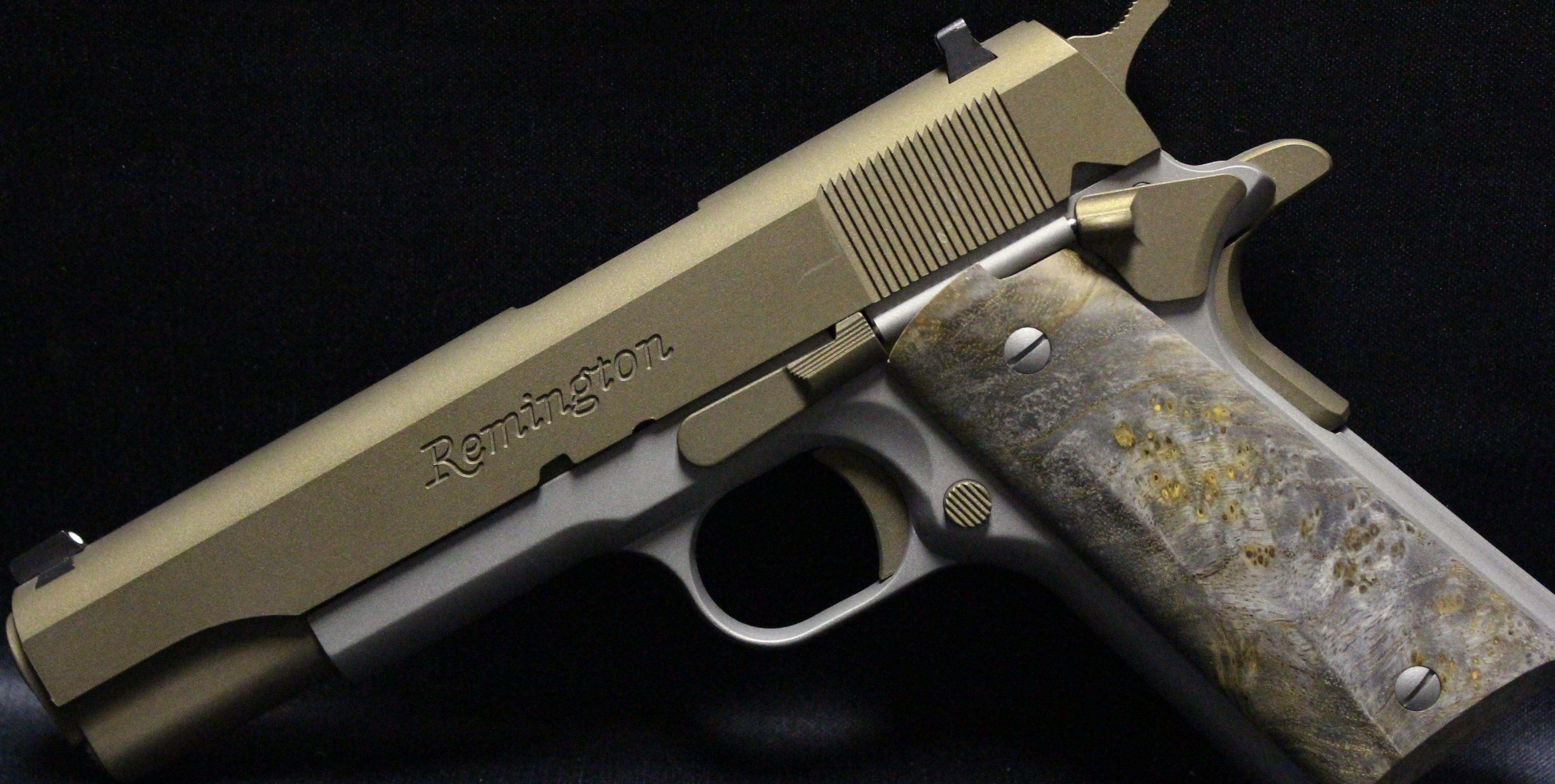 Remington 1911 45 ACP   Guns > Pistols > Remington Pistols - Modern