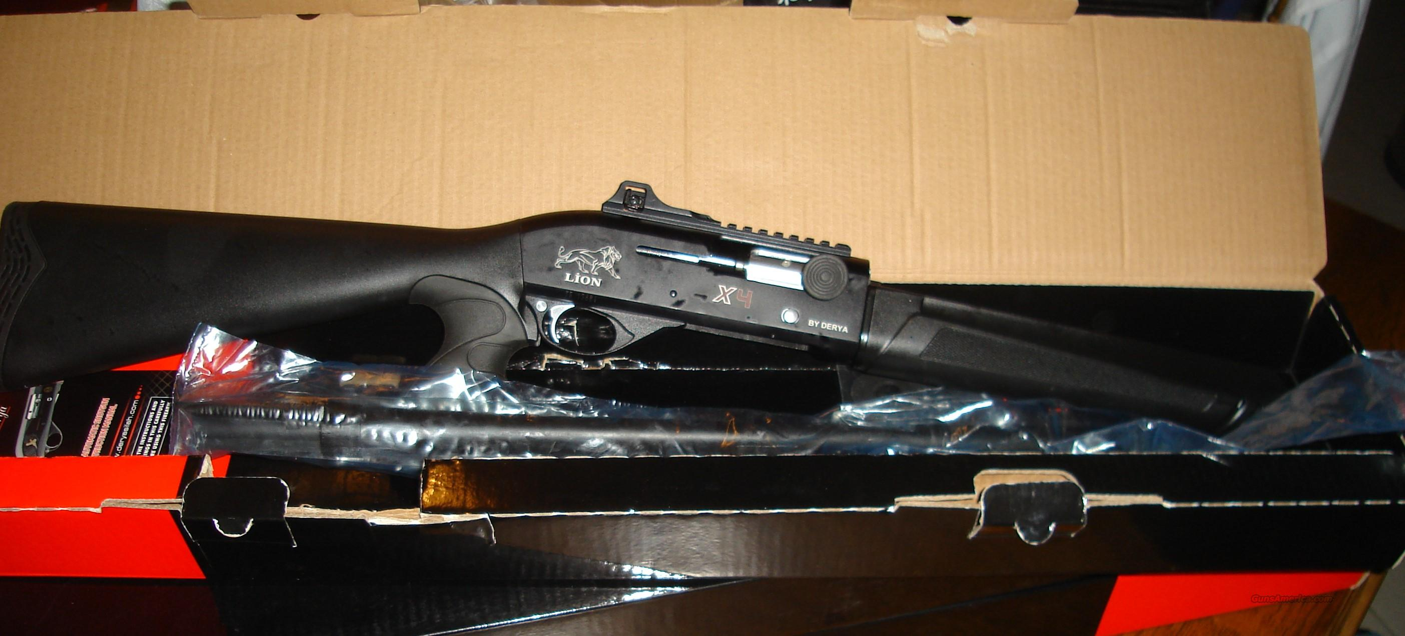 Advanced Tactical Imports Lion X4 for sale