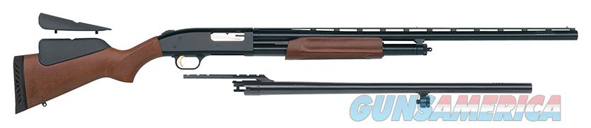 "Mossberg 500 Slug Combo, 12ga, 28"" & 24"" Barrels, NO CC FEES!  Guns > Shotguns > Mossberg Shotguns > Pump > Sporting"