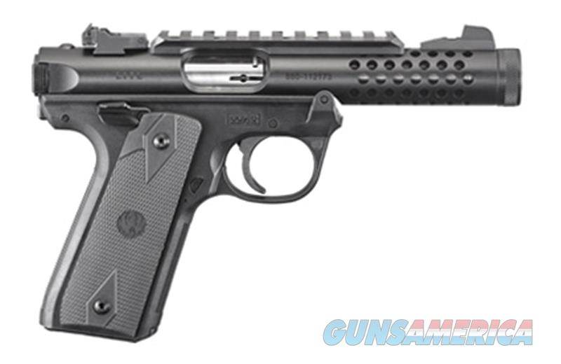 Ruger Mark IV 22/45 Lite, Black, No CC Fees, Ships Free  Guns > Pistols > Ruger Semi-Auto Pistols > 22/45