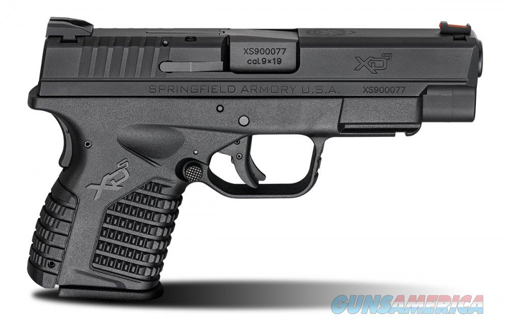 "XDs w/Gear Pack, 9mm, 4"" NIB, ***NO CC FEES, SHIPS FREE***  Guns > Pistols > Springfield Armory Pistols > XD-S"