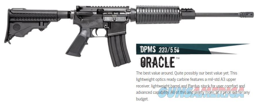 DPMS Panther Oracle AR-15, NIB, ***NO CC FEES***  Guns > Rifles > DPMS - Panther Arms > Complete Rifle
