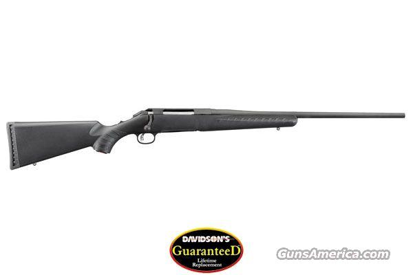 American Ruger Rifle  Guns > Rifles > Ruger Rifles > American