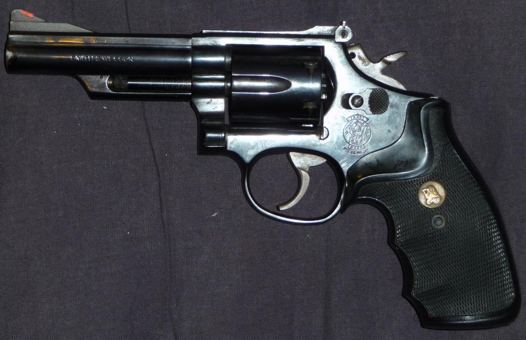 Smith & Wesson 357 Magnum  Guns > Pistols > Smith & Wesson Revolvers > Full Frame Revolver