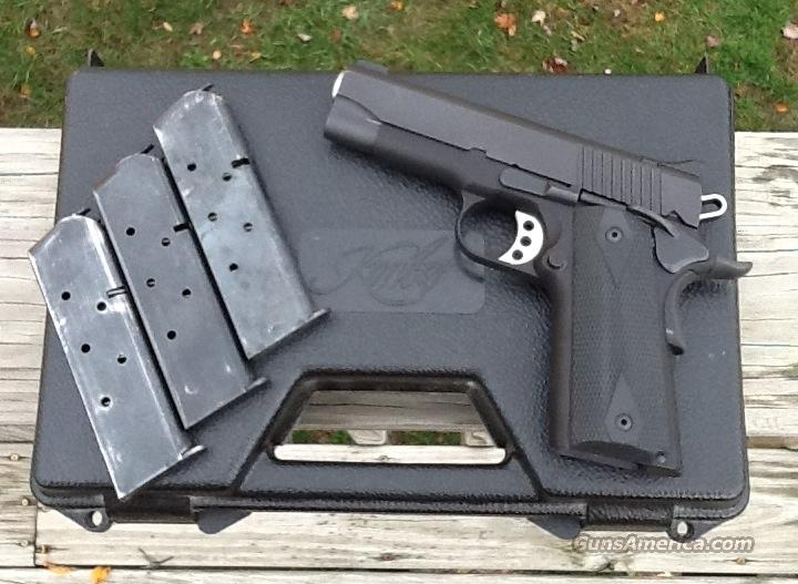 Kimber Pro Carry II 45ACP Used  Guns > Pistols > 1911 Pistol Copies (non-Colt)