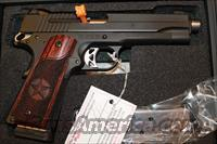 Sig Sauer 1911 Limited Texas Edition 45ACP  Guns > Pistols > Sig - Sauer/Sigarms Pistols > 1911