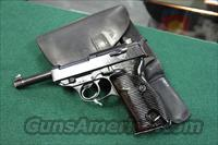 Walther P38 1938  Government Issue  Guns > Pistols > Walther Pistols > Pre-1945 > P-38