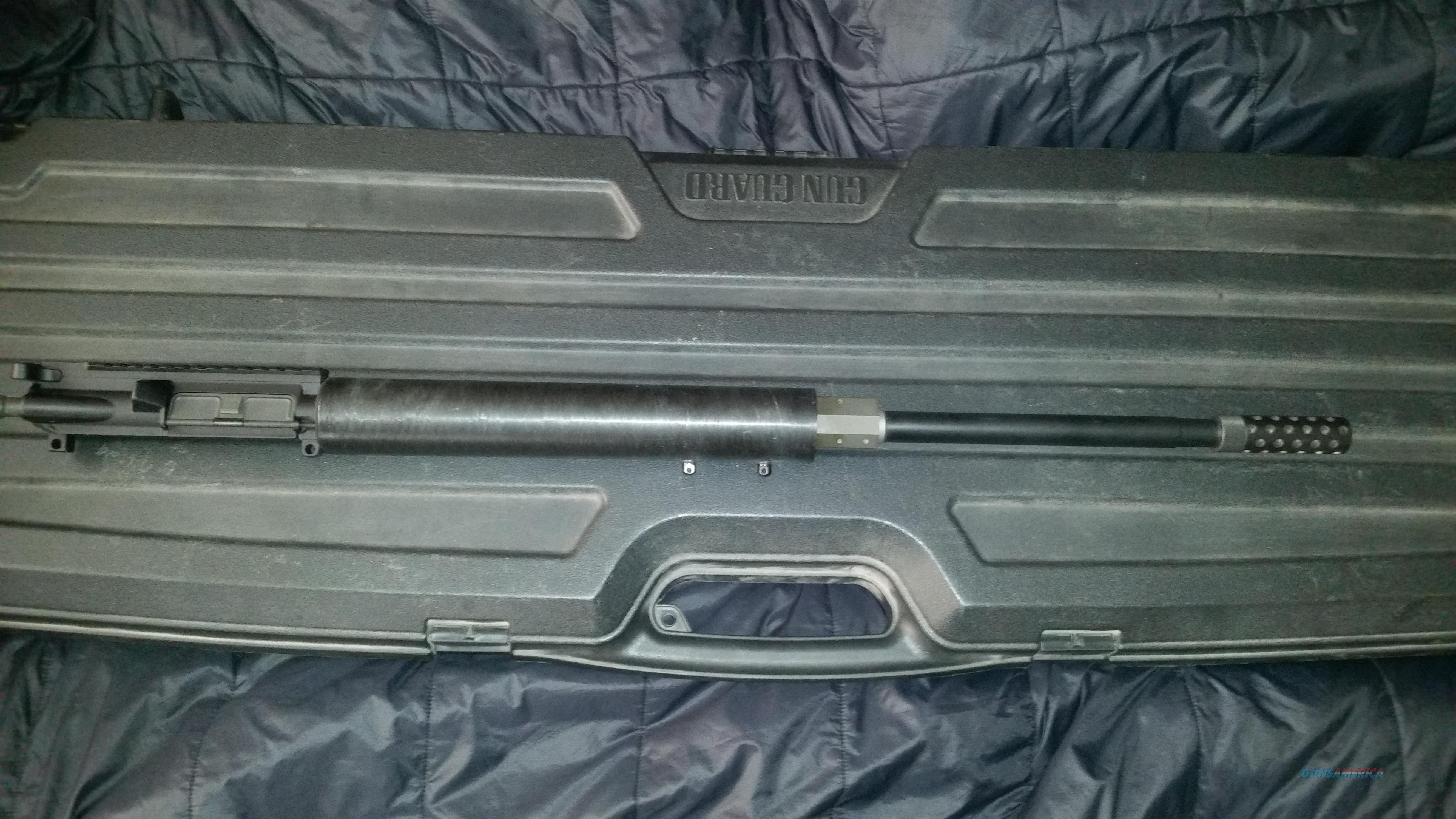 "6.5 Grendel 24"" Overwatch Complete Upper Assembly W/WCI Muzzle Brake   Non-Guns > Gun Parts > M16-AR15 > Upper Only"