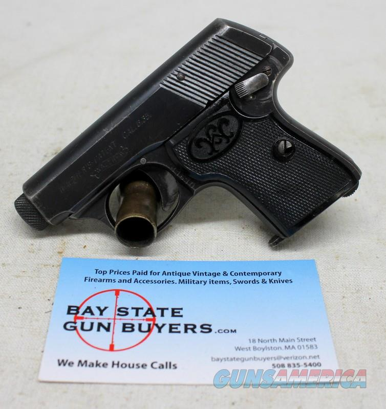 Walther MODEL 5 Vest Pistol ~ .25ACP ~ FIRST VARIANT   Guns > Pistols > Walther Pistols > Pre-1945 > Other